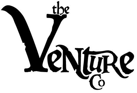 Single color version, Logo for theventureco.org